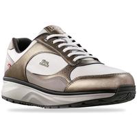 Schoenen Dames Lage sneakers Joya Tina Cream Gold 534