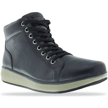 Schoenen Dames Hoge sneakers Joya Sonja High-Top Black 534