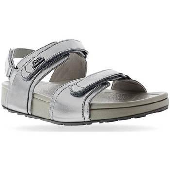 Schoenen Dames Sandalen / Open schoenen Joya Amalfi II Dark Silver 534