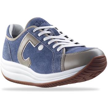 Schoenen Dames Lage sneakers Joya Joy Figi Water 534