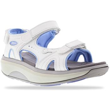Schoenen Dames Outdoorsandalen Joya ID Cairo II White 534
