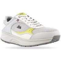 Schoenen Dames Lage sneakers Joya Tina Lime White 534