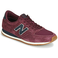 Schoenen Lage sneakers New Balance 420 Bordeau