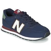 Schoenen Lage sneakers New Balance 500 Blauw