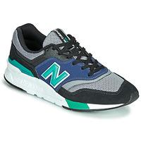 Schoenen Heren Lage sneakers New Balance 997 Zwart / Blauw