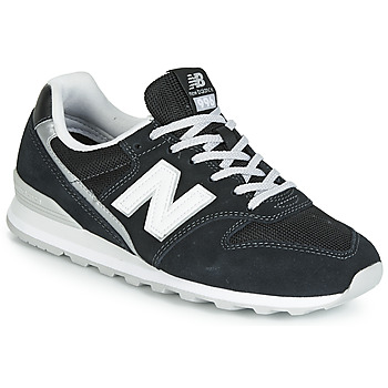 Schoenen Dames Lage sneakers New Balance 996 Zwart