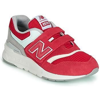 Schoenen Kinderen Lage sneakers New Balance 997 Rood