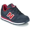 Schoenen Kinderen Lage sneakers New Balance