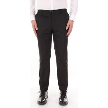 Textiel Heren Pantalons Premium By Jack&jones 12084146 Nero