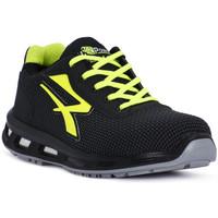 Schoenen Heren Lage sneakers U Power PRIME S3 Grigio