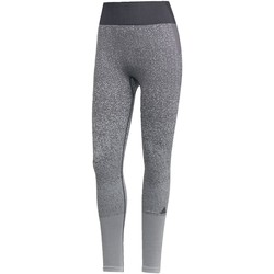 Textiel Dames Leggings adidas Originals Believe This Primeknit FLW Legging Gris / Noir