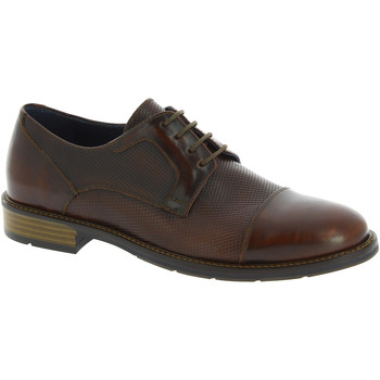 Schoenen Heren Derby Raymont 625 BROWN marrone
