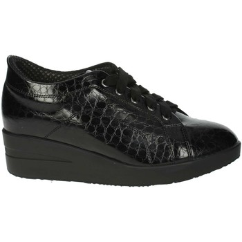 Schoenen Dames Lage sneakers Agile By Ruco Line 208-68 Black