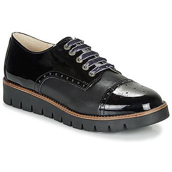 Schoenen Meisjes Derby Catimini COXINELA Zwart