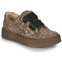 Schoenen Meisjes Lage sneakers Catimini CAVANILLE Bruin