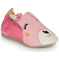 Schoenen Meisjes Sloffen Catimini CAPUCINE Roze