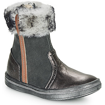Schoenen Meisjes Laarzen GBB OZOE Grijs