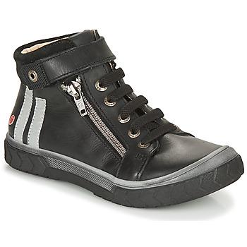 Schoenen Jongens Hoge sneakers GBB OMAHO Zwart