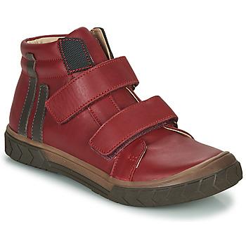 Schoenen Jongens Hoge sneakers GBB OZONE Rood