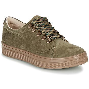 Schoenen Meisjes Lage sneakers GBB OMAZETTE Kaki