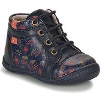 Schoenen Meisjes Laarzen GBB OMANE Blauw