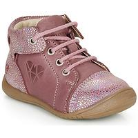 Schoenen Meisjes Laarzen GBB ORENA Roze