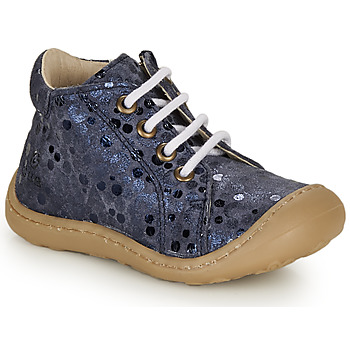 Schoenen Meisjes Hoge sneakers GBB VEDOFA Blauw