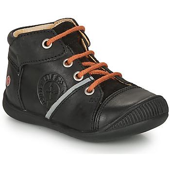 Schoenen Jongens Laarzen GBB OULOU Zwart
