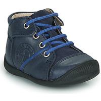 Schoenen Jongens Laarzen GBB OULOU Blauw