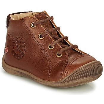 Schoenen Jongens Laarzen GBB NOE Bruin