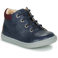 Schoenen Jongens Hoge sneakers GBB FOLLIO Marine