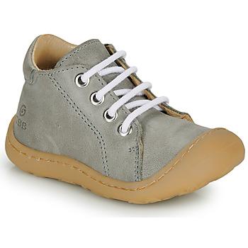 Schoenen Jongens Hoge sneakers GBB FREDDO Grijs