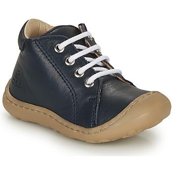 Schoenen Jongens Hoge sneakers GBB FREDDO Marine