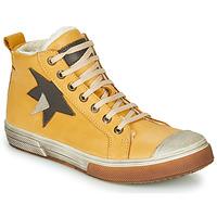 Schoenen Jongens Hoge sneakers GBB OCALIAN Geel