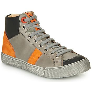 Schoenen Jongens Hoge sneakers GBB OSTRAVI Grijs