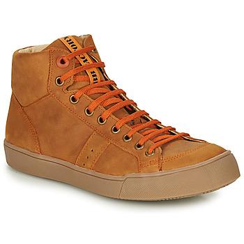 Schoenen Jongens Hoge sneakers GBB OSTRAVI Bruin
