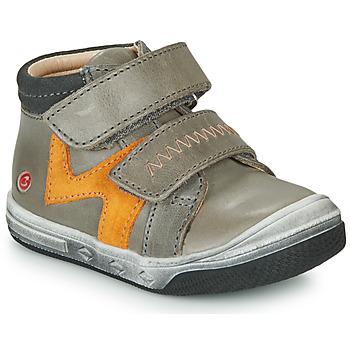 Schoenen Jongens Hoge sneakers GBB OGROU Grijs