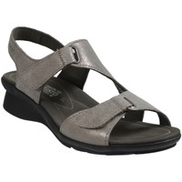 Schoenen Dames Sandalen / Open schoenen Mephisto PARIS Taupe leer