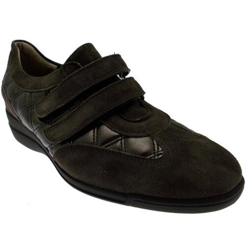 Schoenen Dames Lage sneakers Calzaturificio Loren LOL8075m marrone
