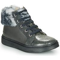 Schoenen Meisjes Hoge sneakers Catimini MARCELLE Grijs