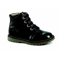 Schoenen Meisjes Hoge sneakers Catimini CAREA Vvn / Zwart-grijs / Dpf / Agnese