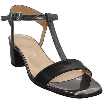 Schoenen Dames Sandalen / Open schoenen Brenda Zaro F2697 Zwart leer