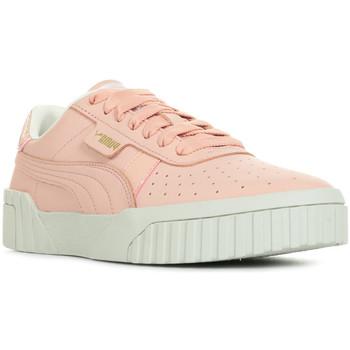 Schoenen Dames Lage sneakers Puma Cali Nubuck Wn's Roze