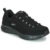 Schoenen Dames Lage sneakers Skechers SYNERGY 3.0 Zwart
