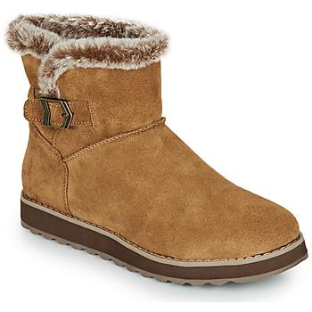 Schoenen Dames Laarzen Skechers KEEPSAKES 2.0 Bruin
