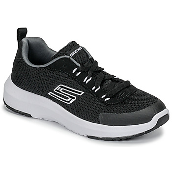 Schoenen Jongens Allround Skechers DYNAMIC TREAD Zwart
