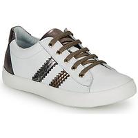 Schoenen Meisjes Lage sneakers GBB MAPLUE Wit