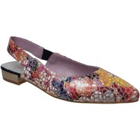 Schoenen Dames Sandalen / Open schoenen Folies Kapa Veelkleurig leer