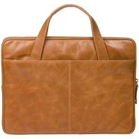 Tassen Computertassen Dbramante1928 Silkeborg Leather Sleeve Tan 13 inch Bruin