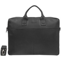 Tassen Computertassen Dstrct Fletcher Street Business Bag 15-17 inch Zwart